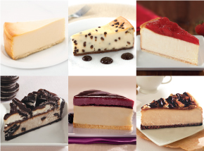 6 Month Cheesecake Club