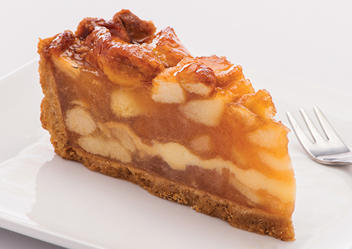 Apple Bavarian Tart Eli S Cheesecake Company