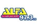 Alfa 97.3 FM Ciudad de Guatemala