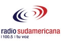 radio sudamerica 100.5