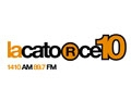 LaCatorce10-1410 AM | 89.7 FM