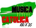 Música Católica 100x35