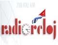 radio reloj La Habana