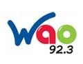 wao 92.3