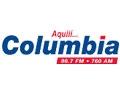 Aquí Columbia 98.7 FM