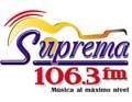 Radio Suprema 106.3 FM