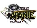radio stereo apante