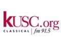 KUSC 91.5 FM