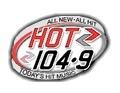 WHTF Hot 104.9 FM