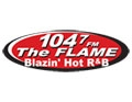 WFLM The Flame 104.7 FM