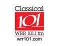 WRR 101.1 FM Classical 101