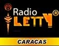 Radio Letty FM Caracas en Vivo Online