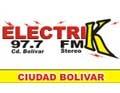 Electrik 97.7 FM Ciudad Bolivar En Vivo Online
