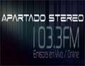 Apartado Stereo 103.3
