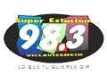 La Superestación Villavicencio