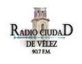 radio ciudad de velez 90.7