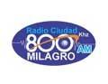 radio ciudad milagro