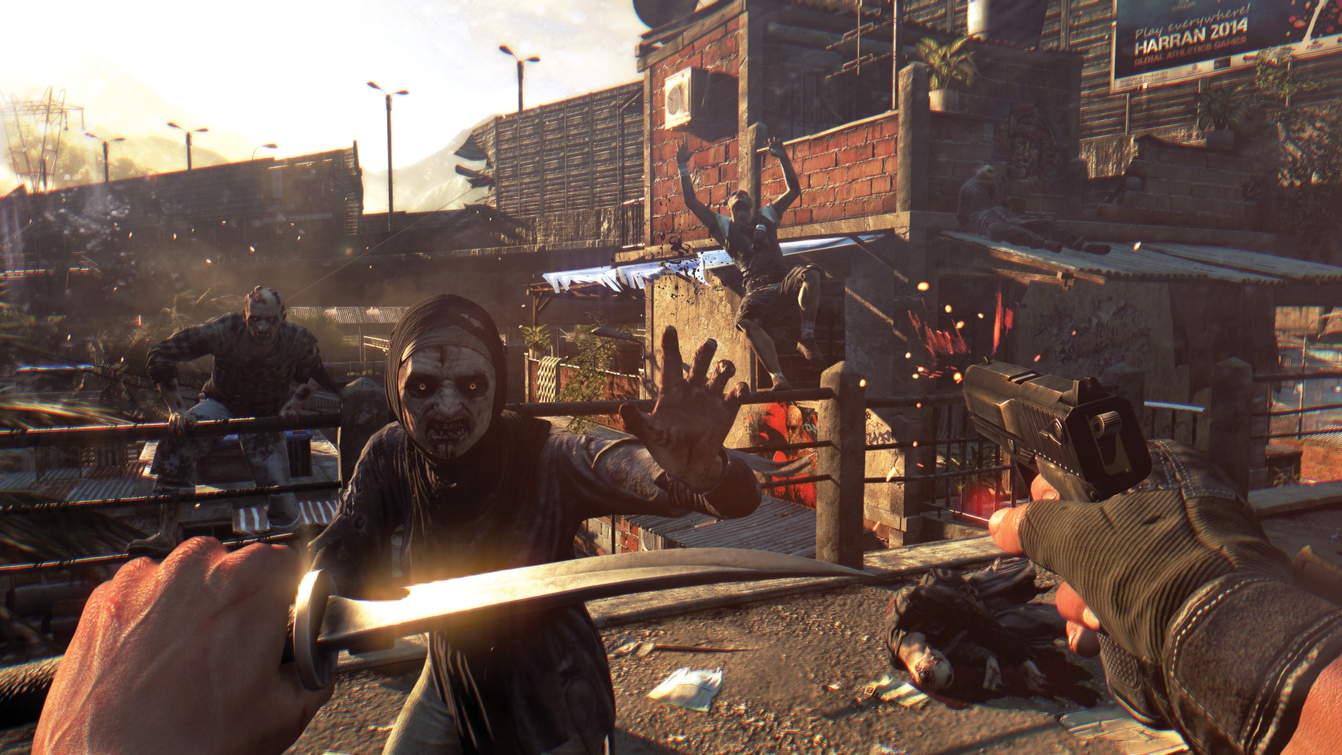 Dying Light (PS4) Review | Entertainment Fuse