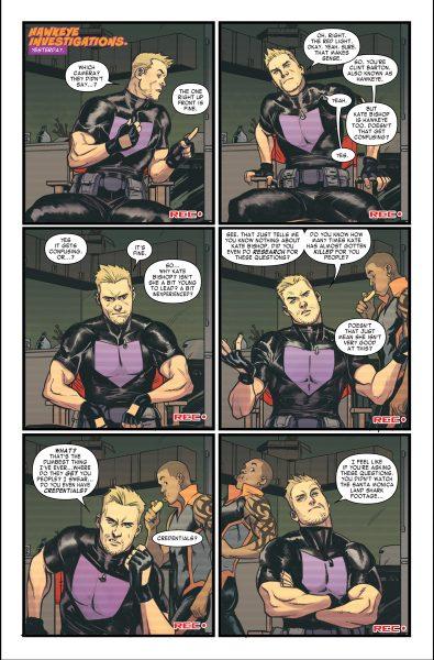West Coast Avengers #1 - i1