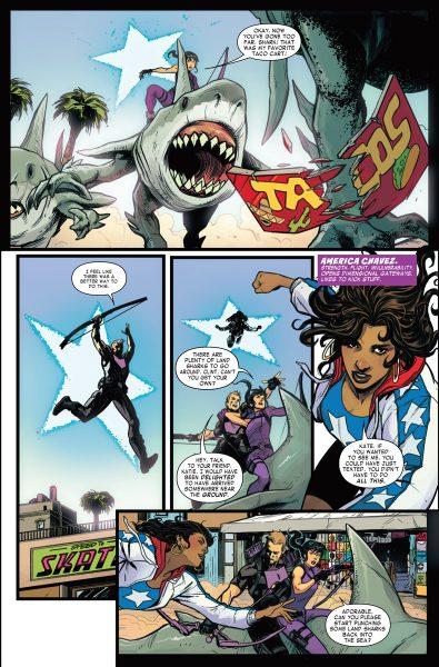 West Coast Avengers #1 - i2