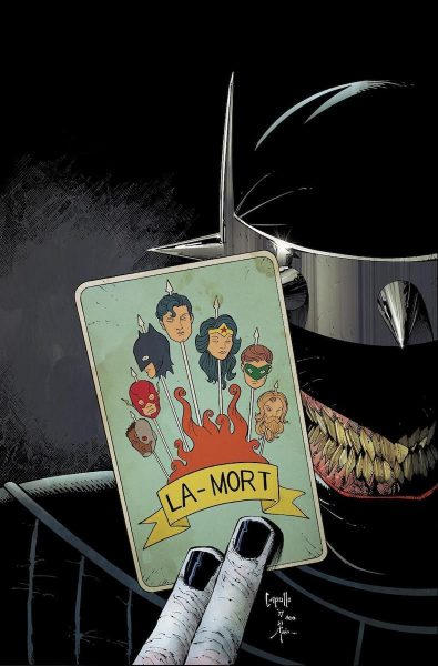 Batman Who Laughs 1 Greg Capullo