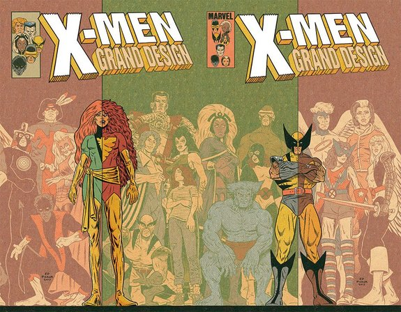X-Men Grand Design Piskor