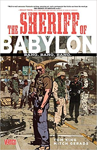 Sheriff-of-Babylon Tom King