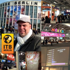 Eric Ingrand ITB Berlin