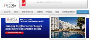 iMedia Summit UK 2013