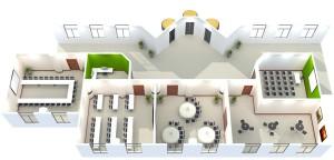 3D meeting space2
