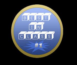 Best In Class Badge