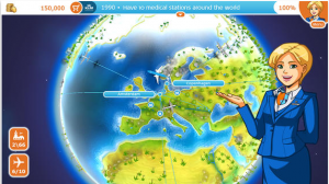 KLM Aviation Empire game