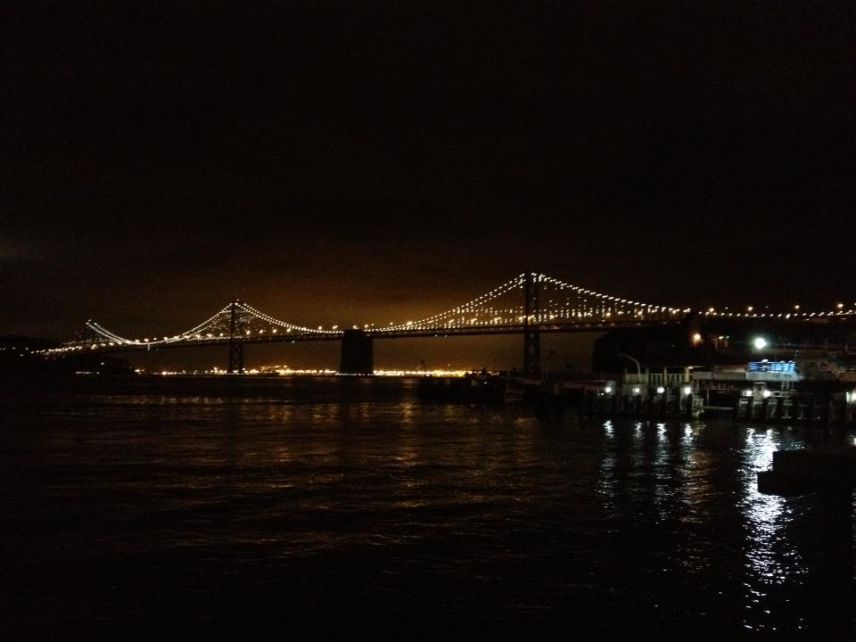 The New San Francisco-Oakland Bay Bridge
