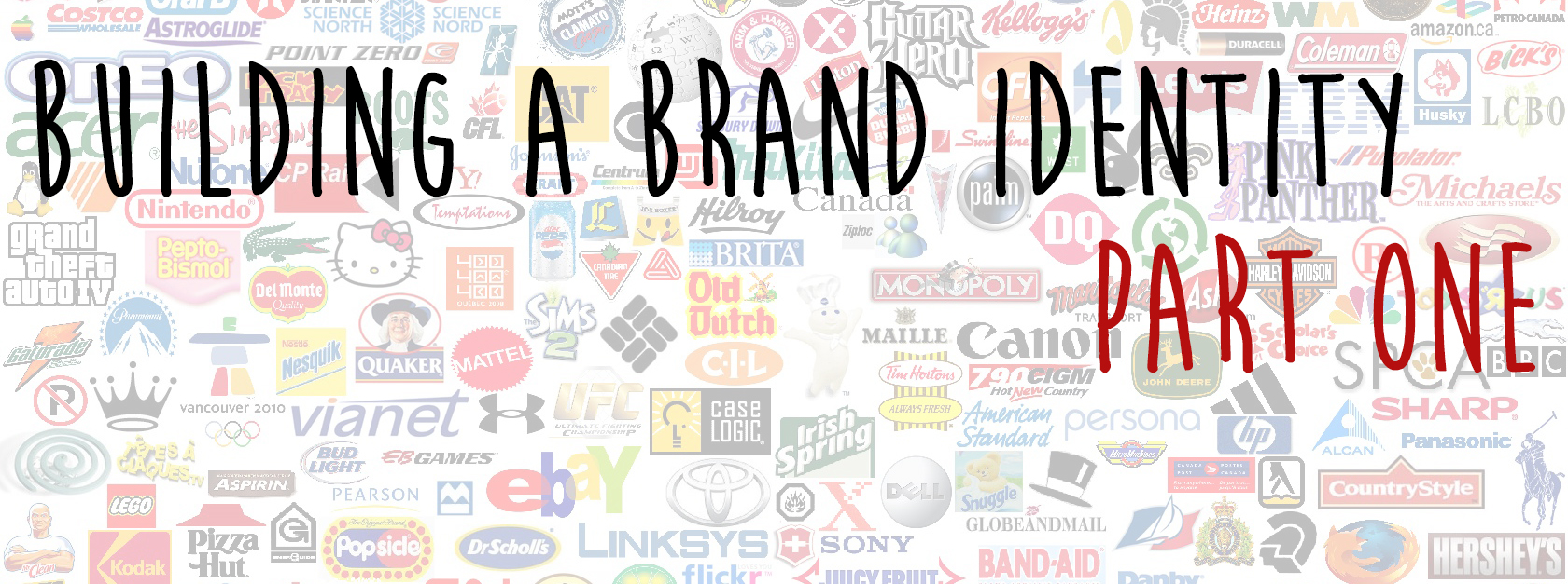 Building a Brand Identity: Part 1