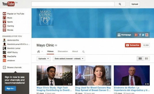 mayo clinic