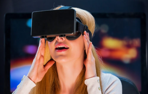 Virtual reality in the corporate world can be a very useful tool.