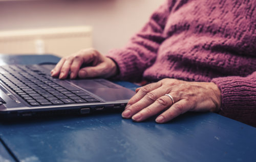 Marketing to Seniors on the Internet