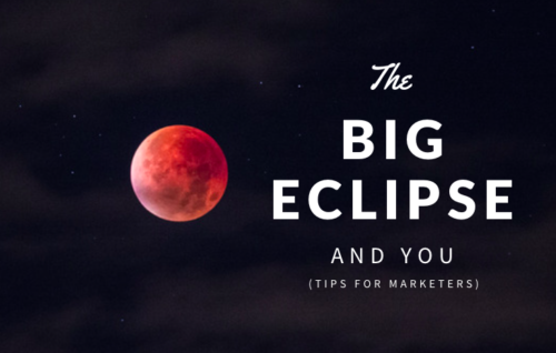 the big eclipse and you