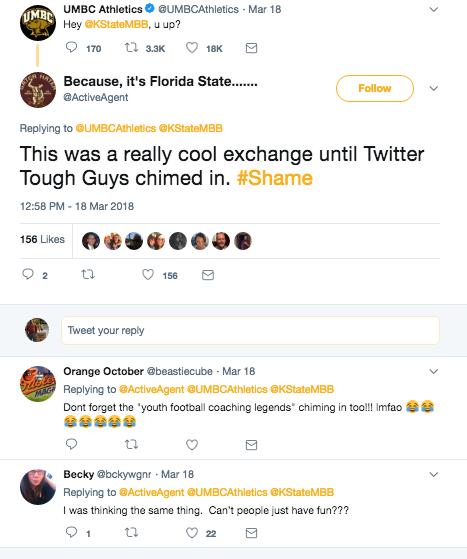 Reader calls out Twitter Tough Guys