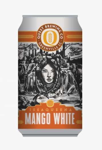 issaqueena mango white ale