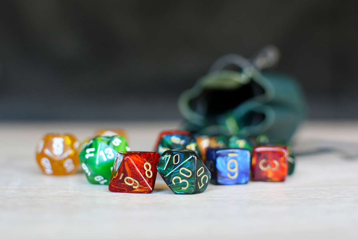 What D&D Reminded Me About Writing and Branding - EnVeritas