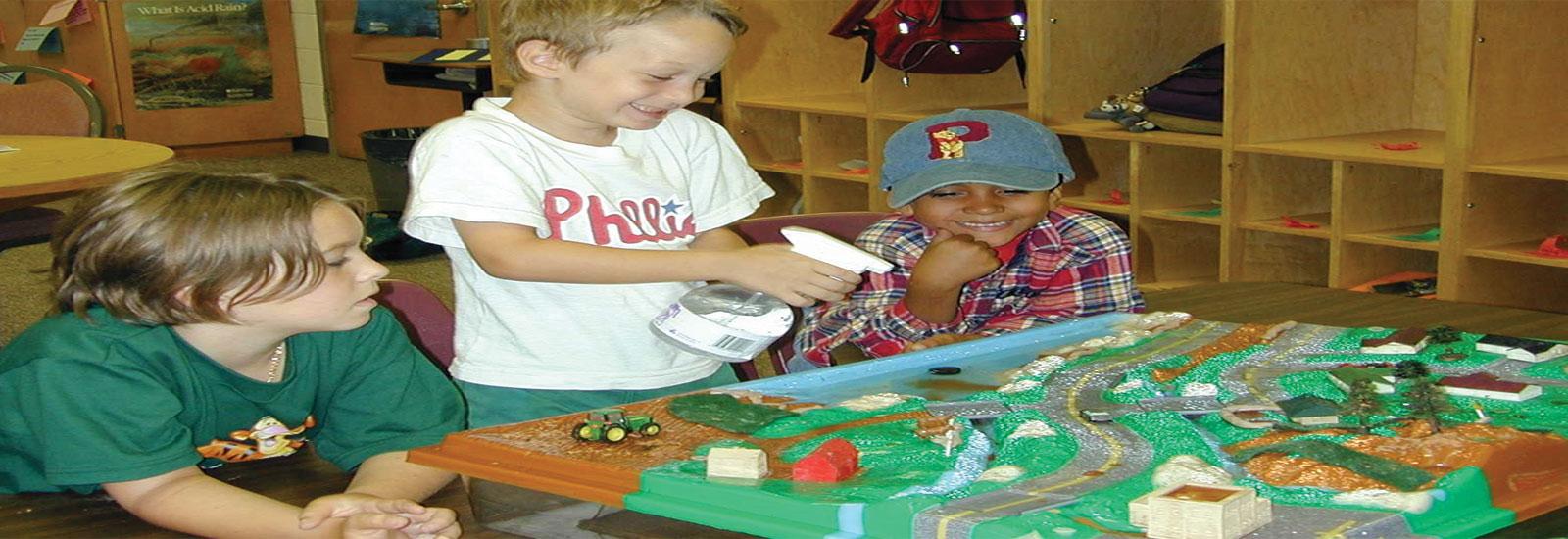 EnviroScape: Environmental Education Products