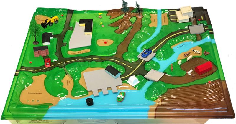Ecological Restoration (Wetland & Floodplain Management)