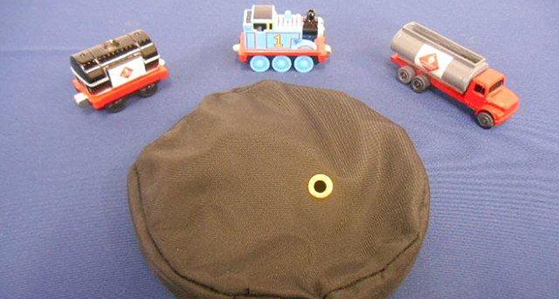 Hazardous Materials Vehicle & Parts Kit (4865)