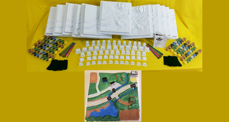 Make Your Own Watershed Kit Group Activity