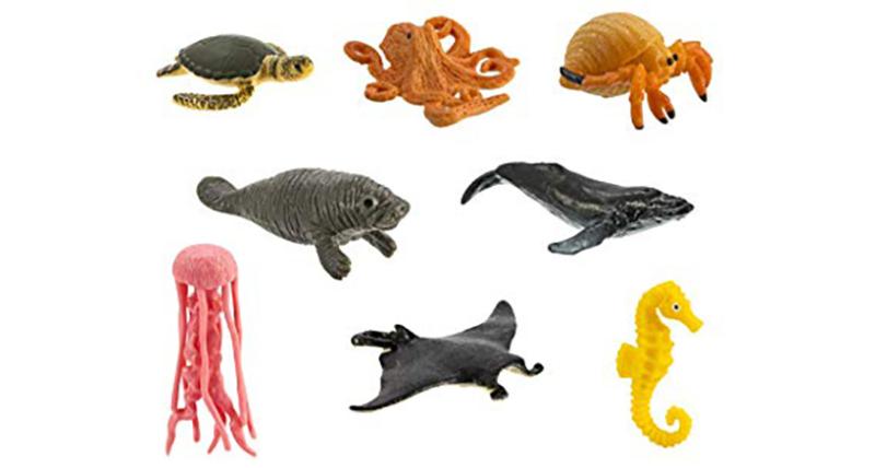 Sealife Animal Pack (9-7039)