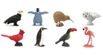 Bird Animal Pack (9-7041)