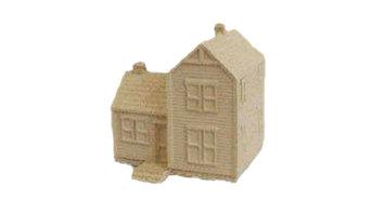 Building, Farm House (9-5011)