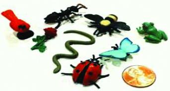 Garden Animals (9-7031)