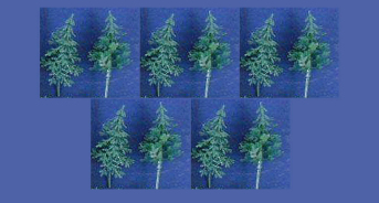 Tree (Tall)  Kit (9-7009-KIT)
